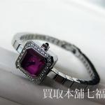 CORUM(コルム) シュガーキューブ ベゼルダイヤ 137.424.47をお買取致しました。