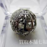 【買取相場180,000~210,000円】Pt950 プラチナペンダント ダイヤ付をお買取り致しました。