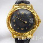 【買取相場~250,000円】TAG Heuer(タグホイヤー) K18YG 6000シリーズ WH514をお買取致しました。