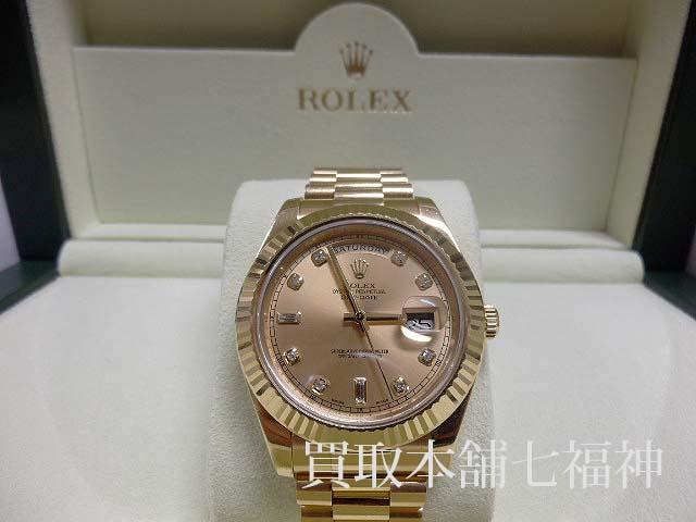 ROLEX(ロレックス) デイデイトⅡ 218238A 10PD