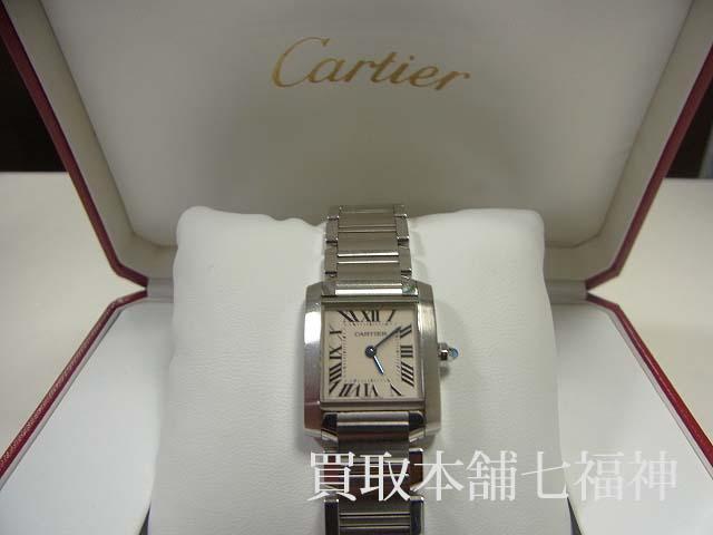 Cartier(カルティエ)タンクフランセーズ SM