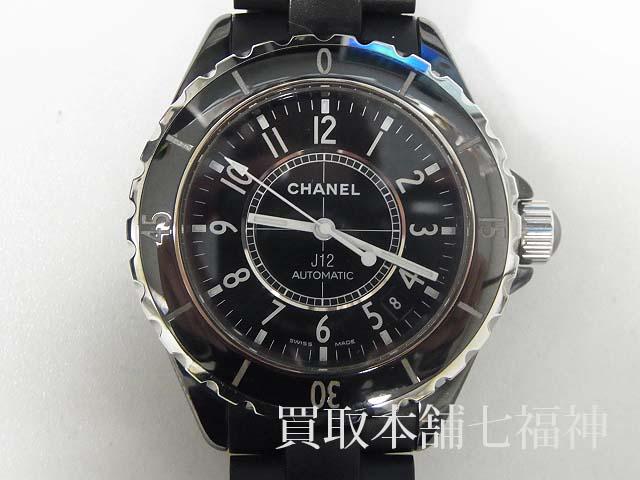 CHANEL(シャネル) J12 ラバーベルト
