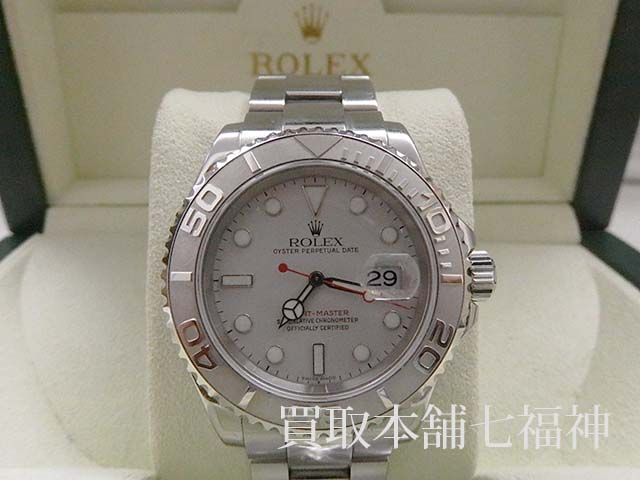 ROLEX(ロレックス)ヨットマスターロレジウム