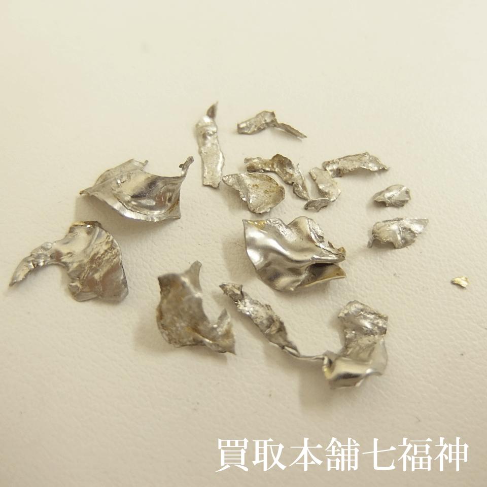 Pt950 プラチナ歯