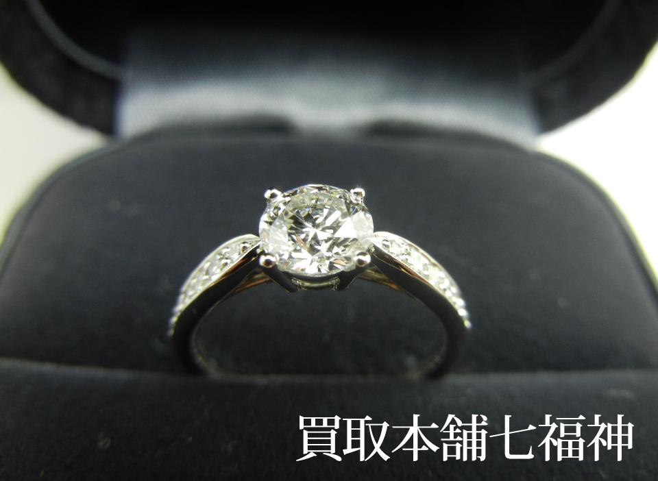TIFFANY(ティファニー)のハーモニーダイヤモンドリング Pt950 0.73ct D-VS1-EX FAINT