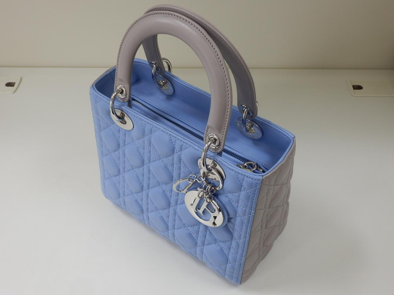 Dior(ディオール) レディディオール バイカラー2wayバッグ