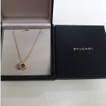 【買取相場148,000~190,000円】BVLGARI(ブルガリ) B-zero1 ネックレスをお買取り致しました。
