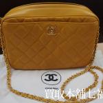 【買取相場65,000~88,000円】CHANEL(シャネル)マトラッセ チェーンショルダーバッグ をお買取致しました。