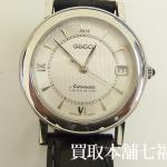 【買取相場25,000~33,000円】GUCCI(グッチ) 7400 オートマチック 時計をお買取致しました。