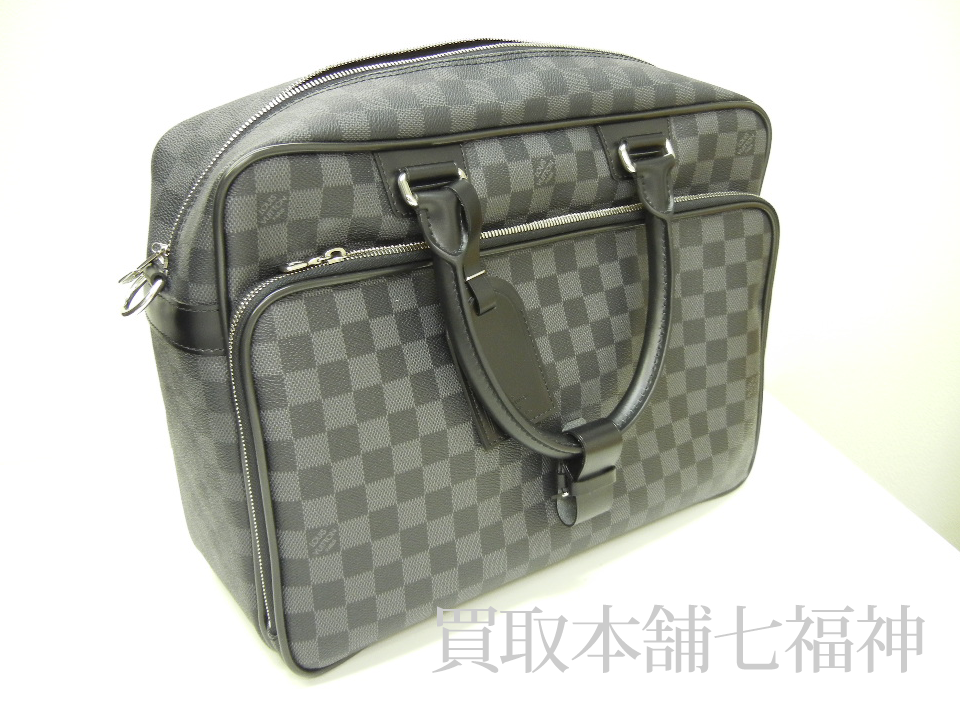 LOUIS VUITTON(ルイ・ヴィトン) ダミエグラフィット イカール