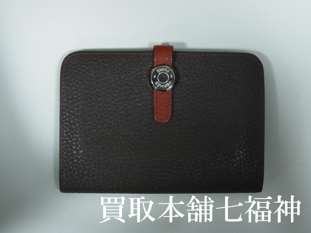 HERMES(エルメス)のドゴン コンパクト財布
