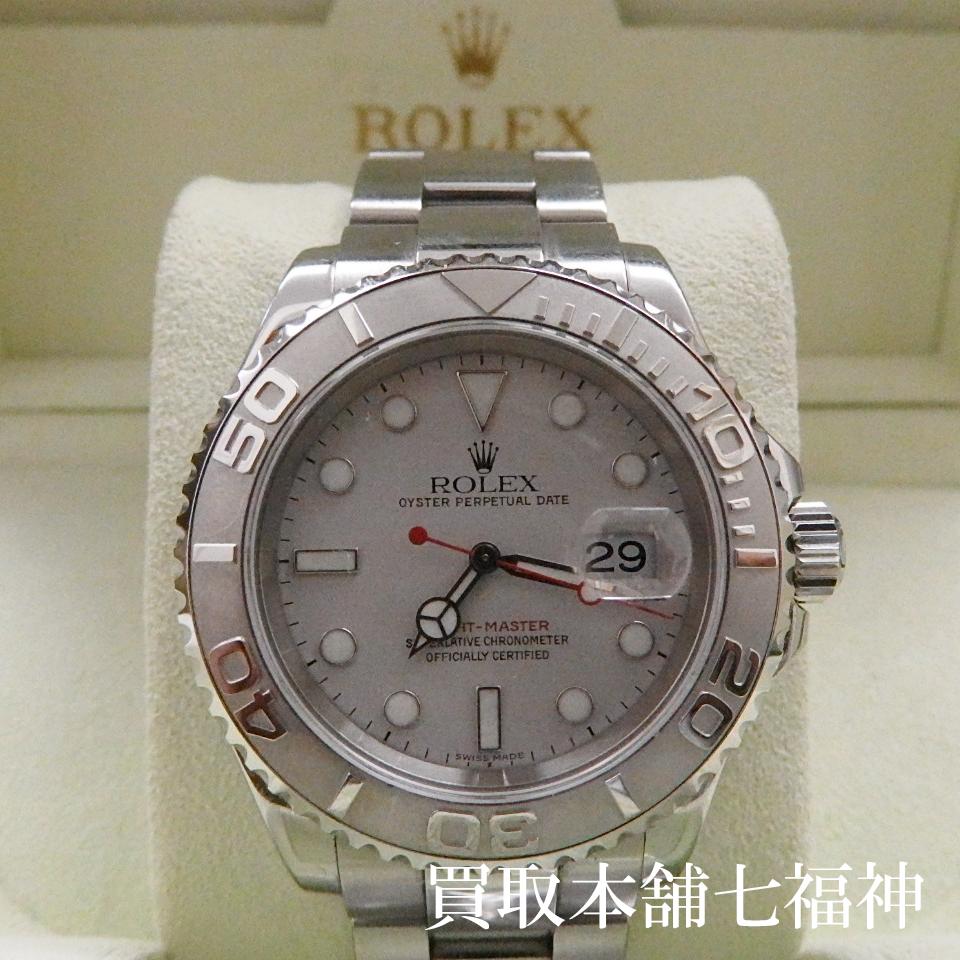 ROLEX(ロレックス)のヨットマスター16622(Z番)