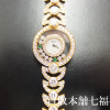 chopard(ショパール) のハッピーダイヤモンド時計