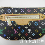 LOUIS VUITTON(ルイヴィトン)の小物ポーチ マルチ黒
