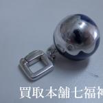 【買取相場60,000~85,000円】LOUIS VUITTON(ルイヴィトン) グローブチャームK18WG 1Pダイヤをお買取致しました。