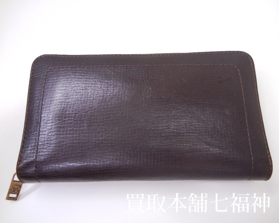ルイヴィトン ジッピーオーガナイザー(長財布)ユタ M97025