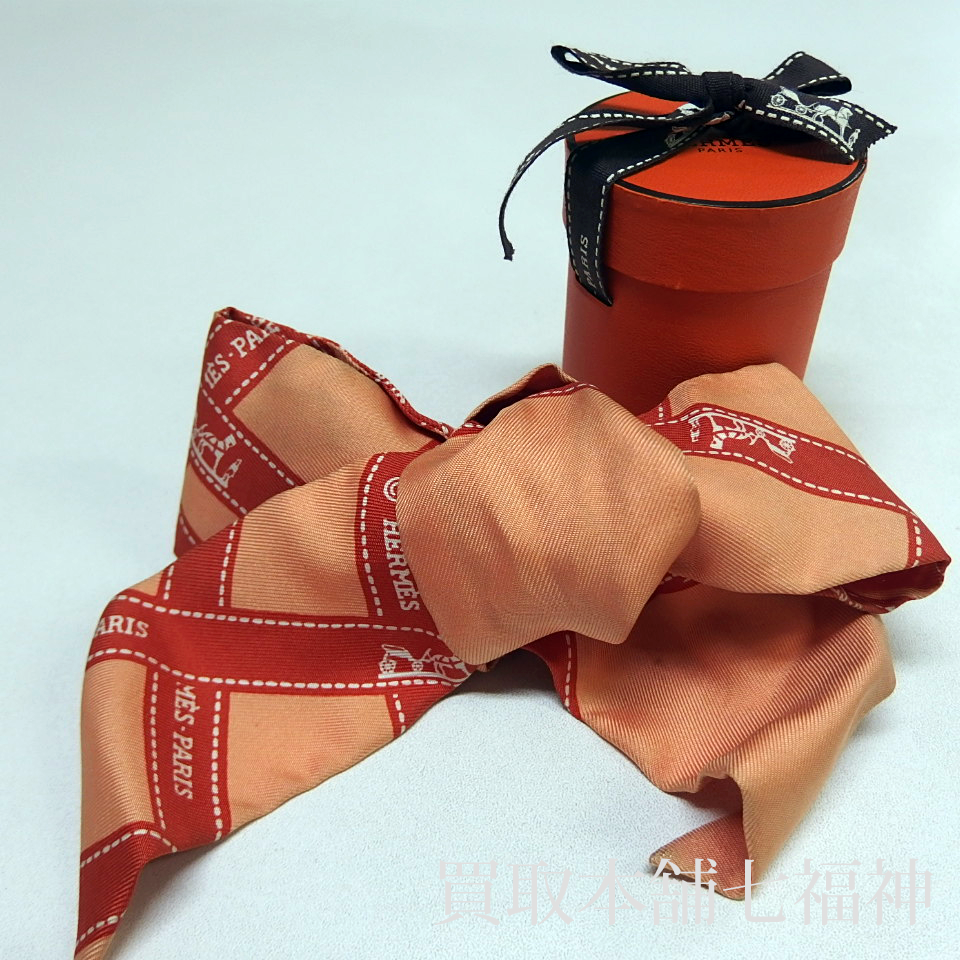 HERMES(エルメス)のツイリースカーフ