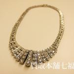 【買取相場900,000~1,000,000円】ミキモト Pt900 ダイヤ10.91ct ネックレスをお買取致しました。