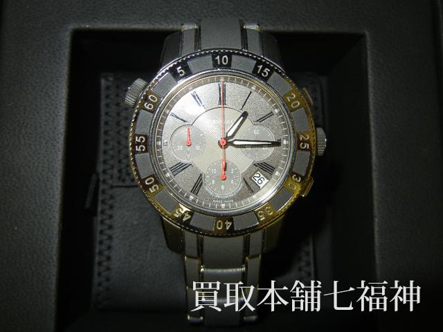 Tiffany & Co.(ティファニー) マークT-57 クロノグラフ