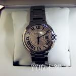 【買取相場300,000~350,000円】Cartier(カルティエ)バロンブルー MM W6920046 をお買取致しました。