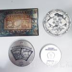純銀(SV1000) 記念メダル等をお買取致しました。