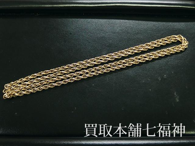 刻印の無いK14のネックレス
