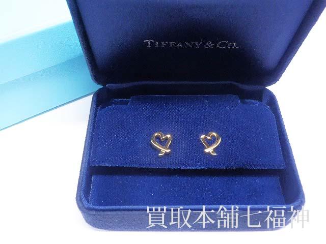 Tiffany(ティファニー)のラビングハートピアス