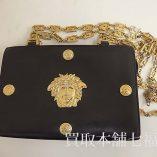 ヴェルサーチのメデューサチェーンバッグ